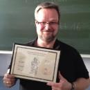2012 Ehrendoktorat der DUBM geht an Frank Weinreich