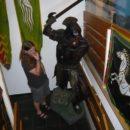 Ausstellung Tolkiens Welt erwartet Besucher in Otzberg