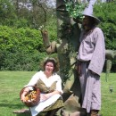Spargel, Pilze, Tüften – Hobbit-Mahl beim Tolkien Tag Niederrhein