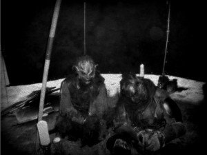Spargel, Pilze, Tüften - Hobbit-Mahl beim Tolkien Tag Niederrhein