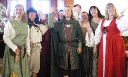 Hobbit Cosplay auf der Frankfurter Buchmesse