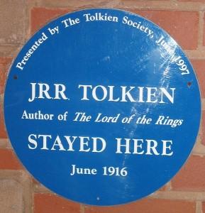 15 Orte, die nach Tolkien benannt wurden