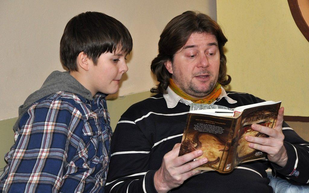 Lesung aus den Briefen vom Weihnachtsmann in Otzberg