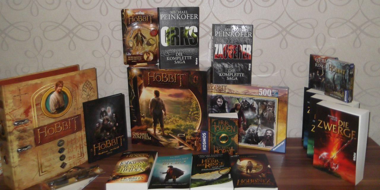 DTG Hobbit-Gewinnspiel