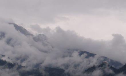 DTG-Fotowettbewerb: Nebelgebirge