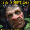 """Dragons & Hobbits"" bei der Elf Fantasy Fair 2013"