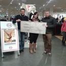 C&A Geldern spendet 2.000€ für den Tolkien Tag