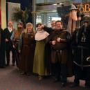 Hannoveraner Hobbit-Premiere in Gewandung