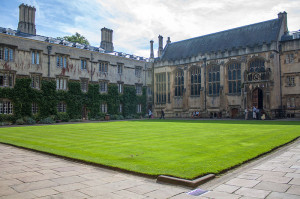 Exeter_College_Quad