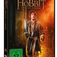 Der HOBBIT -Smaugs Einöde DVD-Cover.