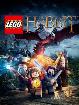 (C) Lego - The-Hobbit Poster