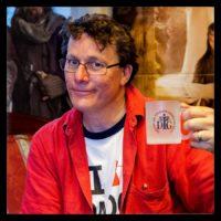 Sir Richard Taylor im Interview auf der HobbitCon - Foto Tobias M. Eckrich