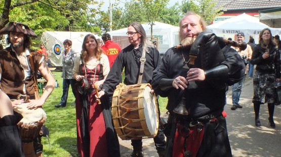 Tolkien Tag 2013_bandfafnir (c) Tim Rombouts