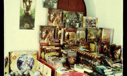 Tolkien Tag-Gewinne suchen ein Zuhause