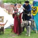 Tolkien-Ausstellung bei Mittelalter-Festival in Dänemark