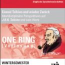 Tolkien-Ringvorlesung in Augsburg