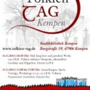 Tolkien Tag in Kempen mit Fokus auf den 'Kleineren Werken'