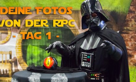 Bilder von der Role Play Convention 2015 – Tag 1