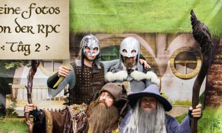 Bilder von der Role Play Convention 2015 – Tag 2
