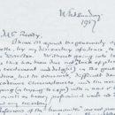 Tolkien-Briefe mittlerweile Tausende von Dollar wert