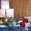 Fundsachen und Preise vom Tolkien Tag.