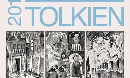 Tolkien-Kalender 2016 erscheint Ende des Monats.