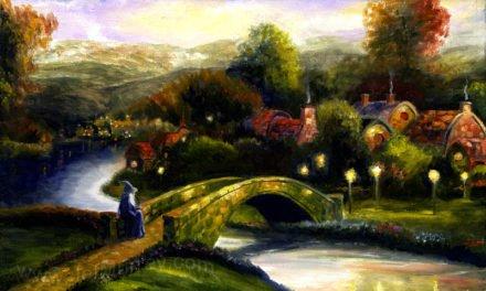 Tolkien-Künstler Jef Murray verstorben