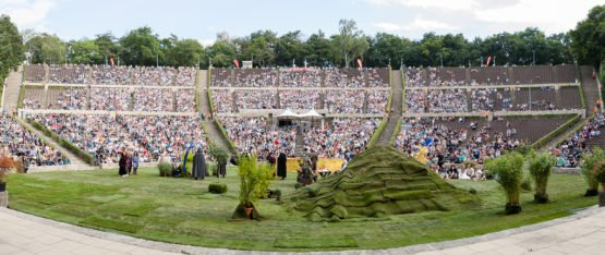 Statement zum größten Ring-Spektakel der Welt