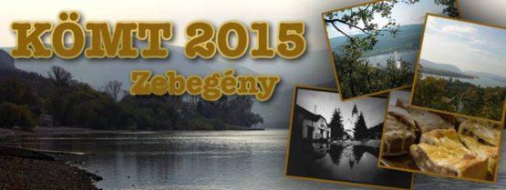 komt2015 event Zebegény