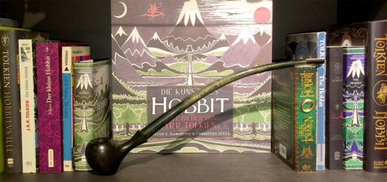 Tolkien Pfeife Hobbitkraut