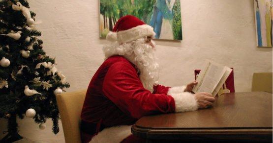 Briefe vom Weihnachtsmann lesung