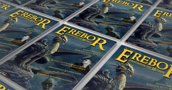 Das Erebor-Magazin ist erschienen!