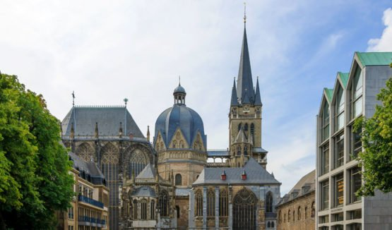 Aachen Germany Imperial Cathedral
