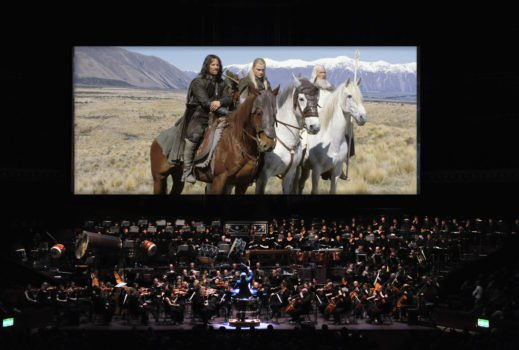 Soundtrack - Der Herr der Ringe in Concert