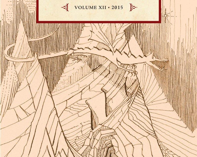 Tolkien Studies Nr. 12 erschienen