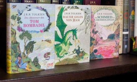 Drei Neuausgaben von Tolkiens kleineren Werken