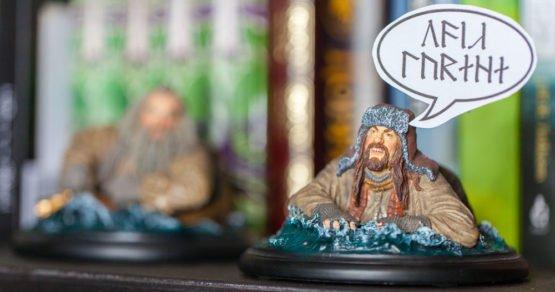Zwergen und ihr Runen