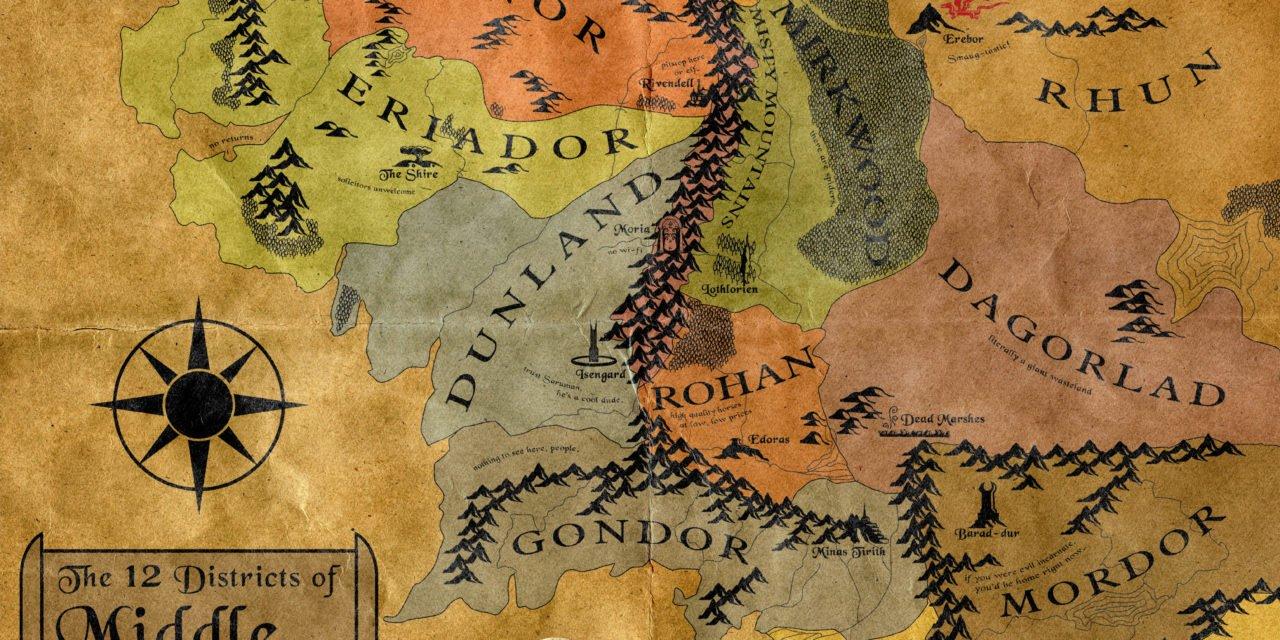 Hobbits treffen auf Panems Hungerspiele