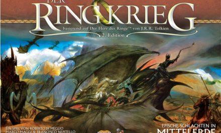 Der Ringkrieg – Werde Teil der Geschichte