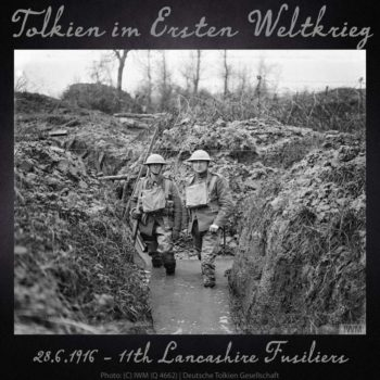 28.6.1916 11th Lancashire Fusiliers
