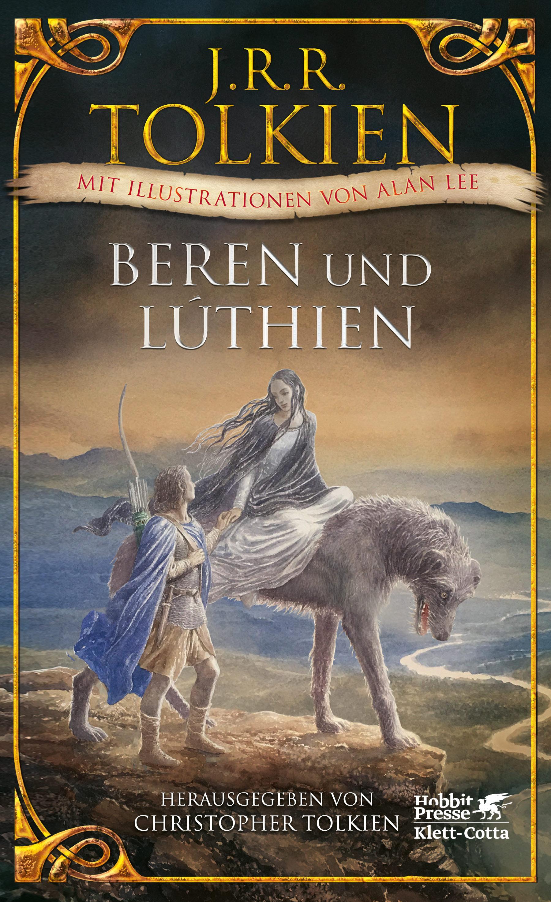 Beren und Lúthien Cover