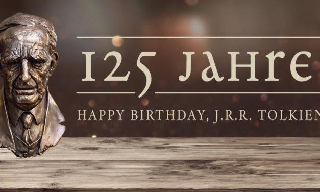 Feiere Tolkiens 125. Geburtstag in Deiner Stadt!