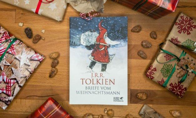 Briefe vom Weihnachtsmann von J.R.R. Tolkien (Adventsspezial)