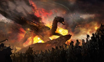 Kurz notiert: Concept Art aus den Hobbit-Filmen