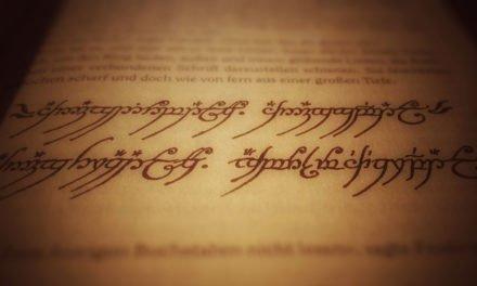 Fiktionale Sprachen nach Tolkien