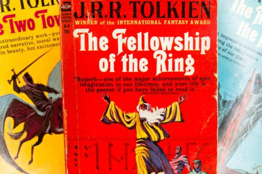 Stationen in Tolkiens Leben