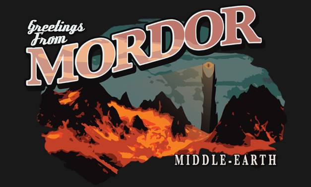 [Satire] Nationalpark Mordor wiedereröffnet