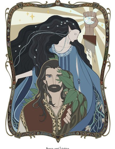 Beren and Luthien - Wavesheep