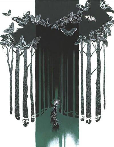 Dark Forest - Tory Sevas