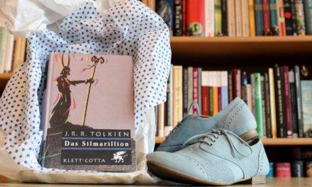Das Silmarillion im Schuhkarton